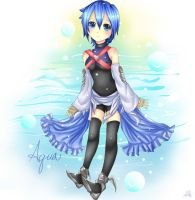 ~Aqua~ by HappySmileGear