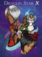 DragonStarX cover by purpleangelwings