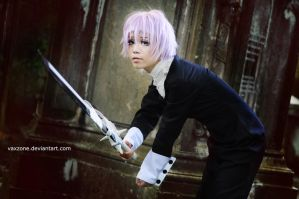 Crona: You sure wanna fight me by vaxzone
