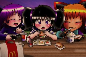 McMeals by Rokku-D