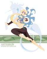 D+D: Asterion -1- by lsyw