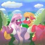 Hearts and Hooves Day by Munkari