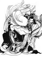A Chinese Ghost Story by chilsong