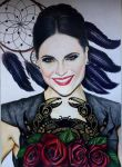 LANA PARRILLA by Marved0y