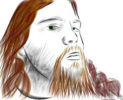Rotoscope self portrait by sticksnstones89