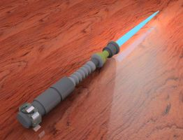 light saber by musth