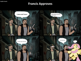 Francis Approves by ZergRex