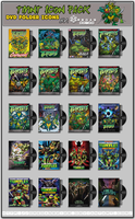 TMNT DVD Folder Icons Pack by Omegas82128