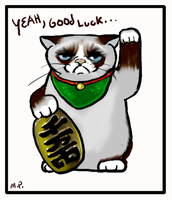 Good Luck by Reptangle