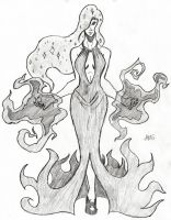 Magical Amicus: Lady Nightmare by MagicalAmicus