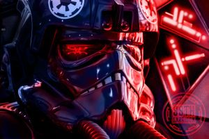 Tie Fighter Pilot by Hunter-Fett