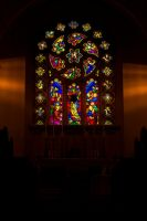 Stained Glass Ambiance by kizer29