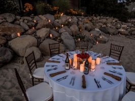 Lake Tahoe supper by candlelight150815-61 by MartinGollery