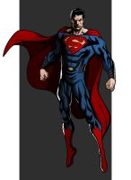 MAN OF STEEL by CHUBETO