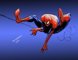 SPIDERMAN by pfab