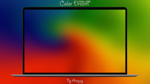 Color Dream Wallpaper by Atopsy