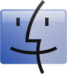 Rounded Finder Icon by mehhbud