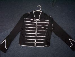 Black Parade Jacket II -- Gee by myxchemicalxstarfire