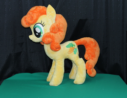 Commission: Carrot Top Plush by KarasuNezumi