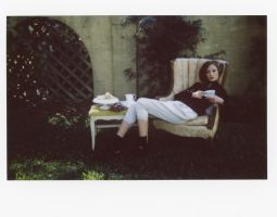 Lady Victoria Instax 2 by Queen-Kitty