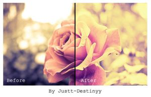Photoshop Action 3 by JuStt-DeStinyy