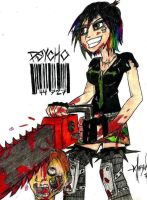 Psycho For Life by psycho44727