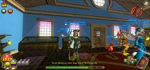 ~ My Lvl 50 Life Wizard101 Chracter ~ by Angelicsweetheart
