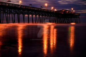 Garden city Pier by Brannden