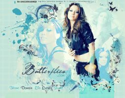 Studio Butterflies vs 2.0 by anacarolgomes