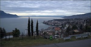 January in Montreux by NikolaiMalykh