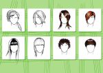 Hairstyles by GwenStacy