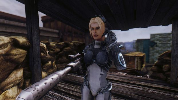 Nova in FNV pic 6 by m4a1devgru