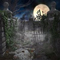 The Old Gate by OrestesGraphics