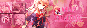 Yuno Gasai Facebook Cover by zFlashyStyle