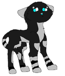 5 point kittie by intoxicated-with-paw