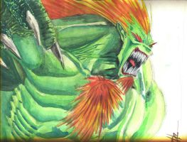 Blanka by Felipe-Rodrigues