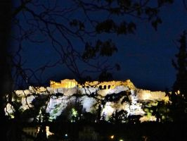 acropolis by BL00DYSunflowers