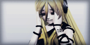 _MMD_ If only I was smarter by xXHIMRXx