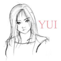 YUI by kudoushinichi88
