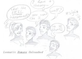 Loonatic Humans Unleashed by XtreamCrazy