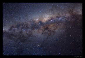 Under The Milky Way Tonight II by CapturingTheNight