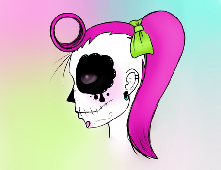 Candy Girl by Digitalis-Atelier