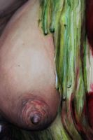 Joyless old age of Absinth`s queen/details by KaterinaRss