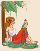 Jane Porter by Celiarts