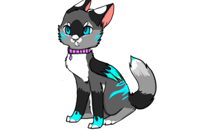 Winged Cat Offer to Adopt ::OPEN:: by finchfluff