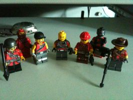 Lego Team Fortress 2 - SECOND UPDATE by Sovereign64