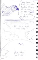 Shades Comic Sketch Parrot 11 by my-star-seeker