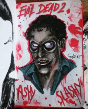 Ashy Slashy by Frankienstein