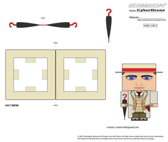 Cubee - The 7th Doctor 'Part 2of2' by CyberDrone