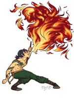 FS: The Fire Breather by Vadovas